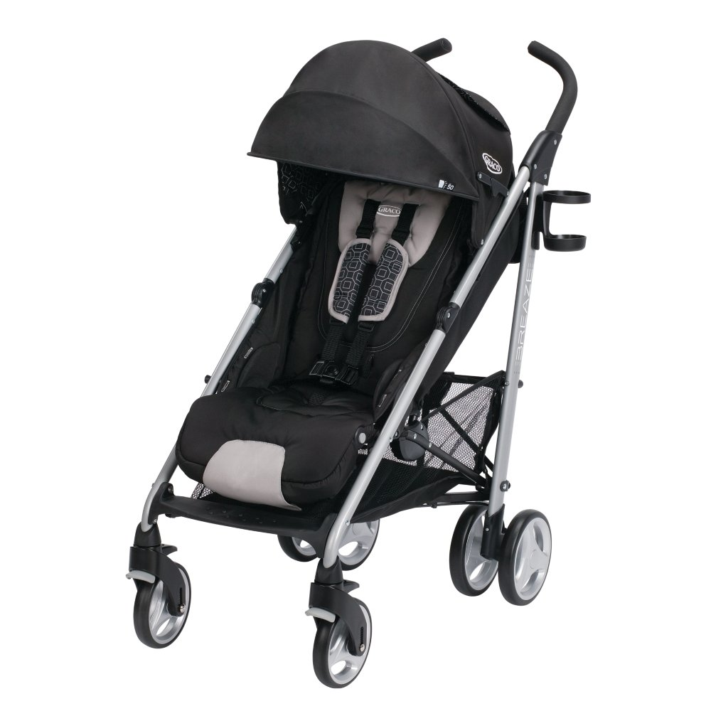 Graco Breaze Click Connect Stroller, Pierce