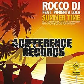 Amazon.com: Summer Time (Club Mix 2014) [Feat. Pimienta