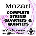 Mozart: Complete String Quartets and...