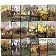 Bernard Cornwell Sharpe's War Battle 16 Books Set Collection (Escape, Waterloo, Triumph, Fury, Tiger, Enemy, Company, Devil, Gold, Trafalgar, Prey, Fortress, Siege, Battle, Eagle, Havoc)
