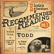 Todd | Etgar Keret, Benjamin Samuel (foreword)