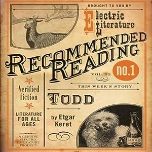 Todd Audiobook