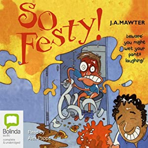 So Festy! Audiobook