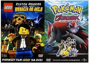 LEGO - Clutch Powers wkracza do akcji Pokemon Zoroark Mistrz iluzji