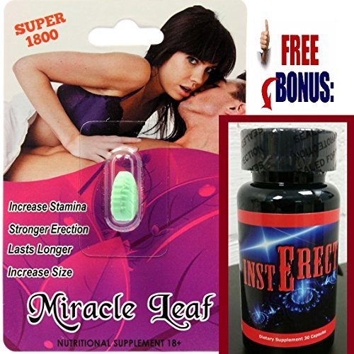 miracle-leaf-for-men-6-pills-kangaroo-male-enhancer-produced-new-formula