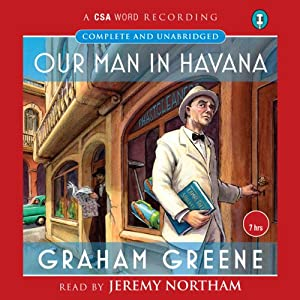 Our Man in Havana Audiobook