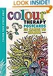 Colour Therapy Postcards (Colour Your...