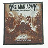 Patch One Man Army And The Undead Quartet Design: Killing Machine