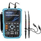 SIGLENT SHS820 Handheld Digital Oscilloscope 2-Channel 200MHz 500MS/s 32k