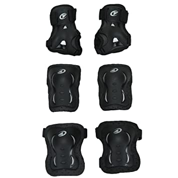 【クリックで詳細表示】Rollerblade ローラーブレード GEAR ギア Bladegear XT JR 3 Pack 保護パッド XXS 06320400 001並行輸入品: スポーツ&アウトドア