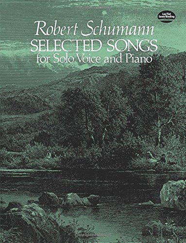 Selected Songs for Solo Voice and Piano (Dover Song Collections)