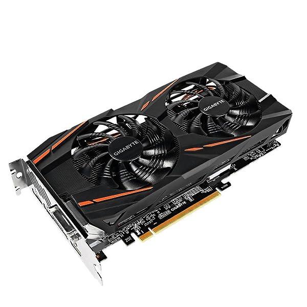 Gigabyte Radeon RX 580 Gaming 8G MI Graphics Card