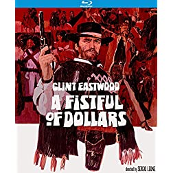 A Fistful of Dollars [Blu-ray]
