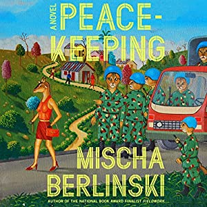 Peacekeeping Audiobook