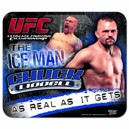 UFC Mixed Martial Arts Chuck Liddell Mouse Pad
