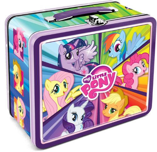 Aquarius My Little Pony Lunchbox