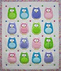 The Hoots! Quilt Pattern