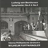 ベートーヴェン : 交響曲 第4番 | 交響曲 第5番 「運命」 (Ludvig van Beethoven : Symphonies No.4 & No.5 / Vienna Philharmonic Orchestra | Wilhelm Furtwangler)