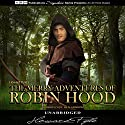 The Merry Adventures of Robin Hood Audiobook by Howard Pyle Narrated by Ben Lawson