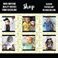"""Funny Baby Clothes Fayebeline Boutique Quality Unisex Baby Gift """"I Only Date Models"""" Black 0-6M to 3T"""