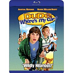 DUDE, WHERE'S MY CAR? 1