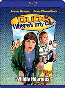 Dude, Where's My Car? [Blu-ray]