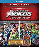 Ultimate Avengers 3 Movie Collection [Blu-ray] [Import]