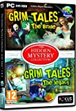 Grim Tales 1 and 2 - The Hidden Mystery Collectives (PC DVD)