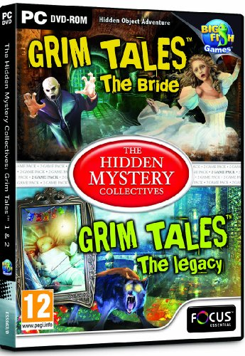 Grim Tales 1 and 2 - The Hidden Mystery Collective (PC)