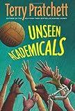 Unseen Academicals (Discworld) Terry Pratchett