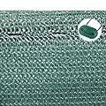 TOP MULTI Tennissichtschutz Zaunblende Bauzaun incl. Befestigungsset in versch. Höhen - versandkostenfrei in D von Topmulti - Gartenmöbel von Du und Dein Garten