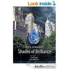 Blue Phoenix (Shades of Brilliance Book 3)
