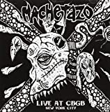 Live at Cbgb New York City by Machetazo (2013-09-10)