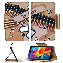 buy Samsung Galaxy Tab 4 7.0 Inch Flip Pu Leather Wallet Case Us Navy Concept On Camouflage Uniform Image 27714488 By Msd Customized Premium