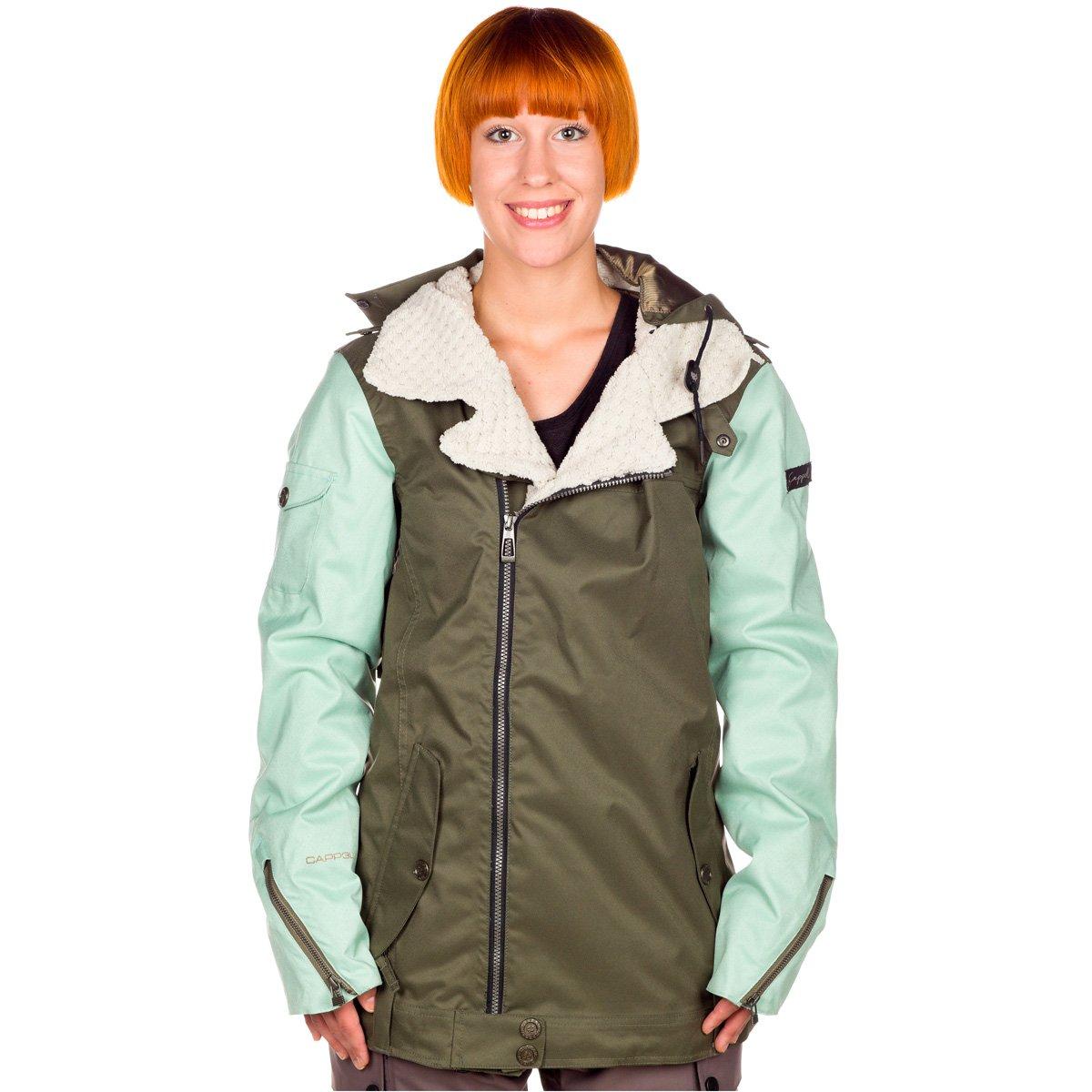 Damen Snowboard Jacke Cappel Heartbeat Insulated Jacket Women