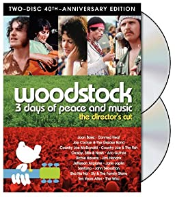 "Cover of ""Woodstock - 3 Days of Peace & M..."