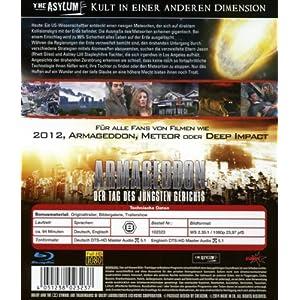 Armageddon-der Tag des Jüngsten Gerichts [Blu-ray] [Import allemand]
