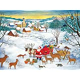 White Christmas Jigsaw Puzzle by Ravensburger