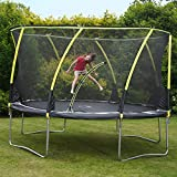 Plum 12ft Whirlwind Trampoline and Enclosure plus FREE LADDER (30193)