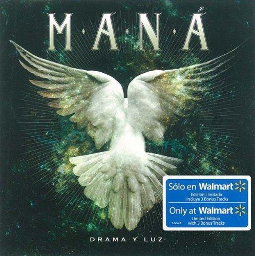 Maná - Mana Drama Y Luz Limited Edition Cd Includes 3 Bonus Tracks: Lluvia Al Corozon (En Vivo); Labios Compartidos (En Vivo); Eres Mi Religion (En Vivo) By Man?? (2011-08-03) - Zortam Music