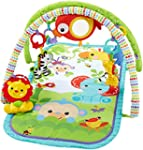 Fisher-Price Tapis Amis de la Jungle...