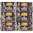 Star Wars Force Attax Serie 4 Card Collection - 6 Booster-Pack mit je 5 Star Wars -Karten pro Packung DEUTSCHE AUSGABE