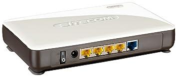 Sitecom Wireless Gigabit - Router (10, 100, 1000 Mbit/s, 300 Mbit/s, IEEE 802.11b, IEEE 802.11g, IEEE 802.11n, IEEE 802.3i, IEEE 802.3u, PPPoE / PPTP, 128-bit WEP, 64-bit WEP, 802.1x RADIUS, WPA-AES, WPA-TKIP, WPA2) Gris