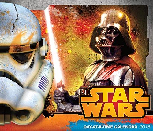 Star Wars Saga Day-at-a-Time 2016 Calendar