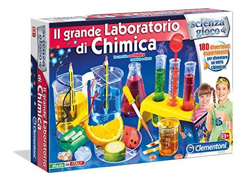Clementoni 13912 - Il Grande Laboratorio di Chimica