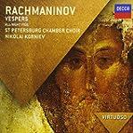 Rachmaninov: Vespers (All Night Vigil...