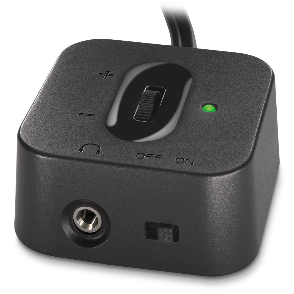 how to connect computer to stereo speakers with a subwoofer