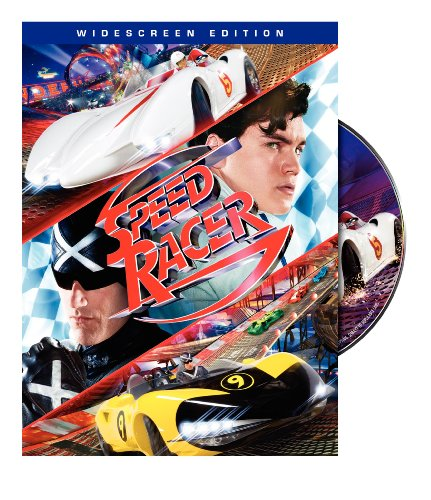 Cover art for  Speed Racer (Widescreen Edition)
