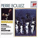 Boulez: Rituel in Memoriam; Ma