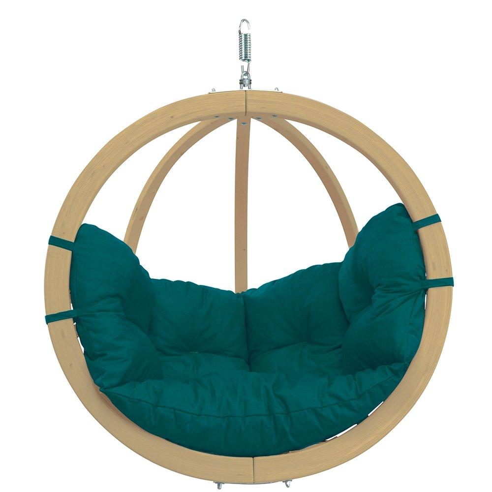 Amazonas Kugelgestell Hängesessel Globo Chair green weatherproof günstig bestellen